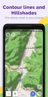 OsmAnd+ Navigasyon Kilidi Açık MOD APK [v3.9.1] 4