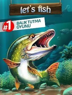Lets Fish Mega Hileli MOD APK [v5.16.1] 1