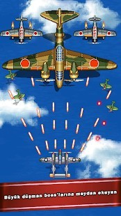 1945 Air force Para Hileli MOD APK [v8.03] 4