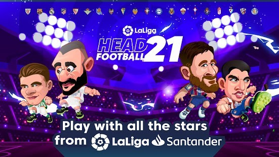 Head Football LaLiga 2021 Para Hileli MOD APK [v7.0.3] 6