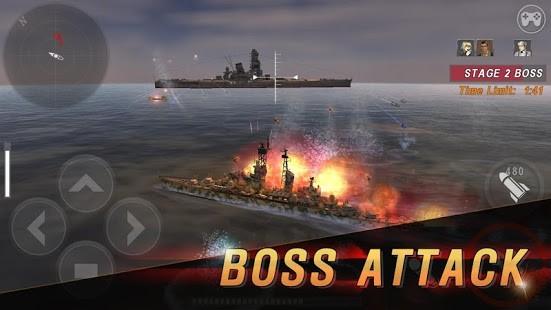 WARSHIP BATTLE 3D World War II Para Hileli MOD APK [v3.4.0] 1