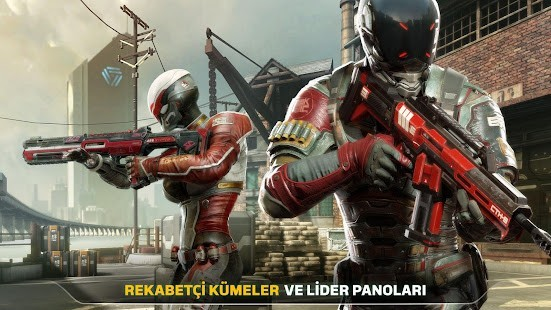 Modern Combat Versus Mega Hileli MOD APK [v1.17.32] 4