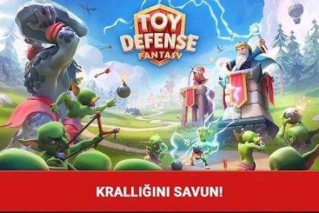 Toy Defense Fantasy Para Hileli MOD APK [v2.18.0] 2