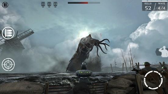 ZWar1 The Great War of the Dead Para Hileli MOD APK [v0.0.7] 3