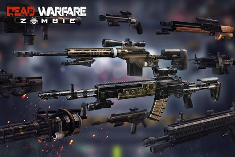 Dead Warfare: Zombie v2.19.6 MOD APK 1