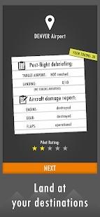 Flight Simulator 2d Para Hileli MOD APK [v1.3.3] 3