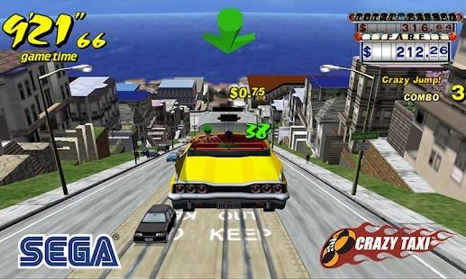 Crazy Taxi Classic Reklamsız MOD APK [v4.5] 6