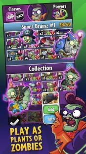 Plants vs. Zombies Heroes Kalp Hileli MOD APK [v1.36.42] 5