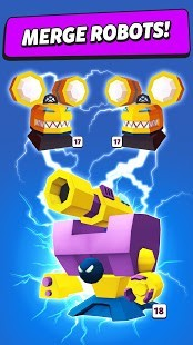 Merge Tower Bots Para Hileli MOD APK [v4.4.5] 5