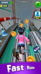 Subway Princess Runner Para Hileli MOD APK [v6.0.8] 3