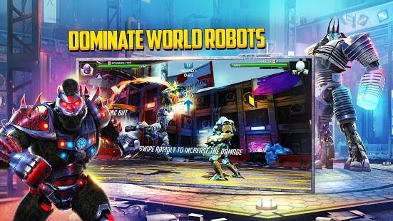 World Robot Boxing 2 Para Hileli MOD APK [v1.8.101] 2