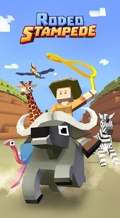 Rodeo Stampede Sky Zoo Safari Para Hileli MOD APK [v1.29.4] 4