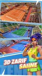 Tenis Go Dünya Turu 3D Hileli MOD APK [v0.16.0] 5
