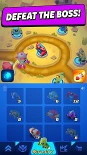 Merge Tower Bots Para Hileli MOD APK [v4.4.5] 4