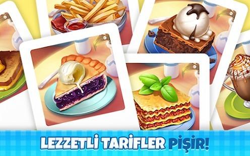 Manor Cafe Para Hileli MOD APK [v1.102.7] 5
