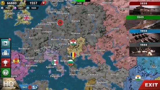 World Conqueror 4 Para Hileli MOD APK [v1.2.54] 5