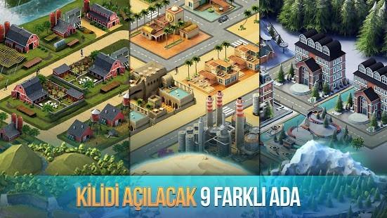 City Island 3 Para Hileli MOD APK [v3.3.1] 4