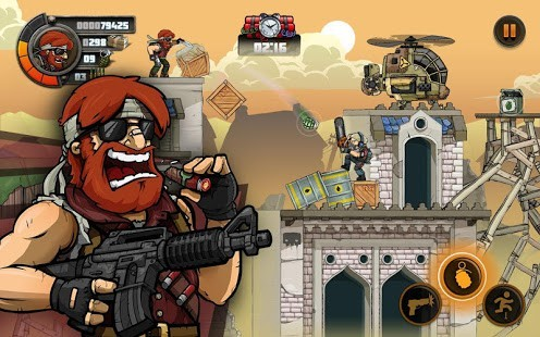 Metal Soldiers 2 Para Hileli MOD APK [v2.80] 3