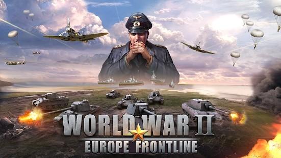 World War 2 WW2 Sandbox Tactics Para Hileli MOD APK [v320] 1