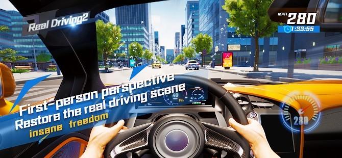 Real Driving 2 Para Hileli MOD APK [v0.08] 1