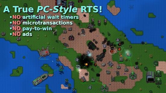 Rusted Warfare RTS Strategy Premium Full Hilesiz MOD APK [v1.15p4] 6