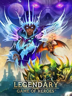 Legendary Game of Heroes Hasar Hileli MOD APK [v3.10.1] 5