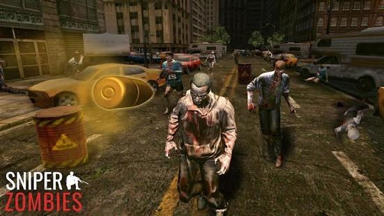 Sniper Zombies Para Hileli MOD APK [v1.44.0] 2