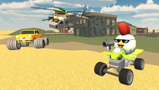 Chicken Gun Mega Hileli MOD APK [v2.3.5] 5