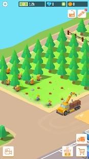 Idle Forest Lumber Inc Para Hileli MOD APK [v1.3.0] 6