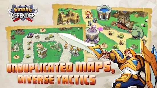 Empire Defender TD Mega Hileli MOD APK [v1.0.95] 5
