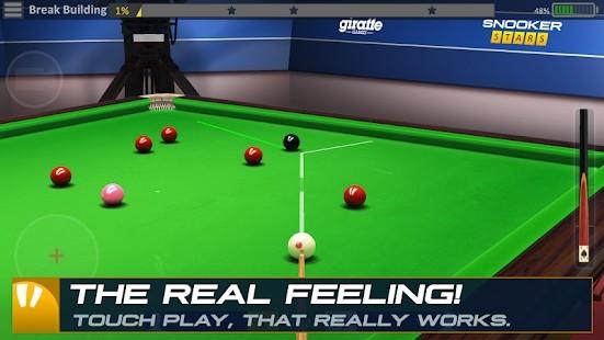 Snooker Stars 3D Enerji Hileli MOD APK [v4.9919] 5