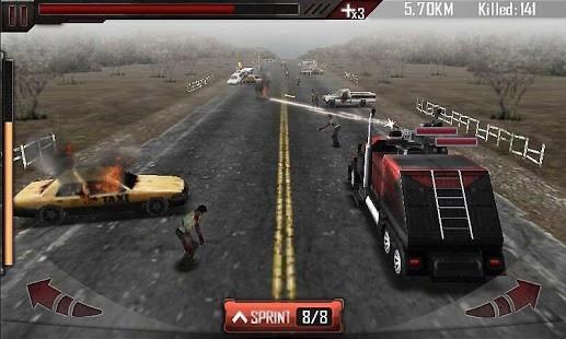 Caddede Zombileri Öldürme 3D Para Hileli MOD APK [v1.0.14] 5