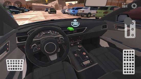 Real Car Parking Driving Street 3D Para Hileli MOD APK [v2.6.6] 1