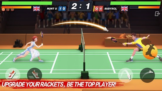 Badminton Blitz Para Hileli MOD APK [v1.1.23.2] 4