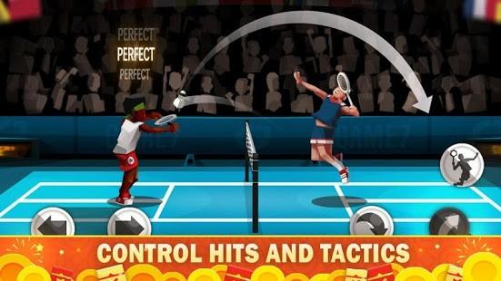 Badminton League Para Hileli MOD APK [v5.20.5052.1] 6