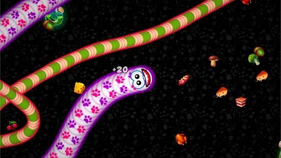 Worms Zone io Para Hileli MOD APK [v2.2.3-a] 1