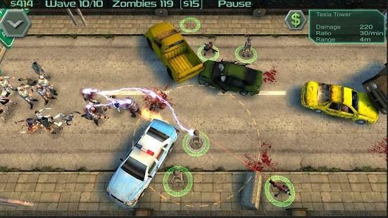 Zombie Defense Para Hileli MOD APK [v12.8.3] 3