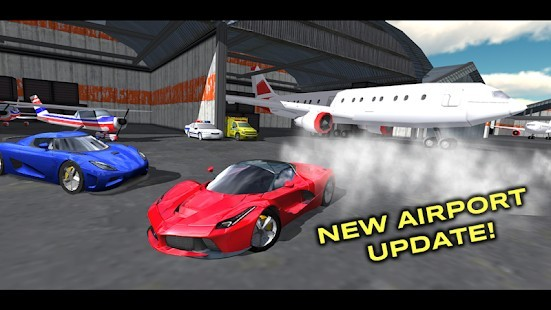 Extreme Car Driving Simulator Para Hileli MOD APK [v6.0.5] 5
