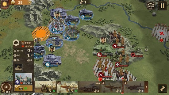 Glory of Generals 3 Madalya Hilesi MOD APK [v1.1.0] 6