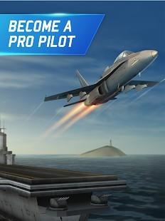 Flight Pilot Simulator 3D Para Hileli MOD APK [v2.4.3] 3