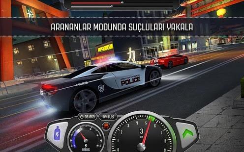 Top Speed Drag Fast Street Racing 3D Para Hileli MOD APK [v1.38.3] 4