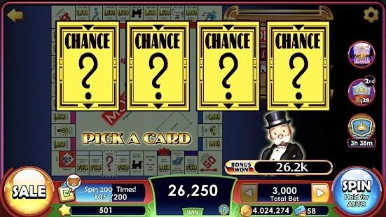 MONOPOLY Slots Para Hileli MOD APK [v3.0.0] 1