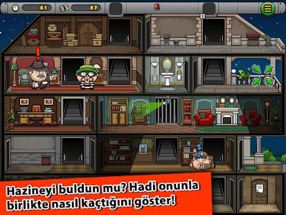 Bob The Robber 4 Para Hileli MOD APK [v1.47] 2