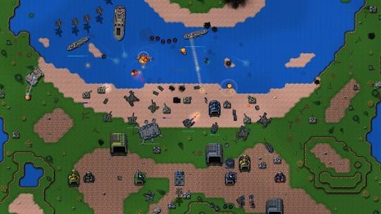 Rusted Warfare RTS Strategy Premium Full Hilesiz MOD APK [v1.15p4] 5