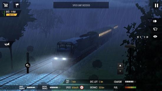 Train Simulator PRO 2018 Full Para Hileli MOD APK [v1.5] 1