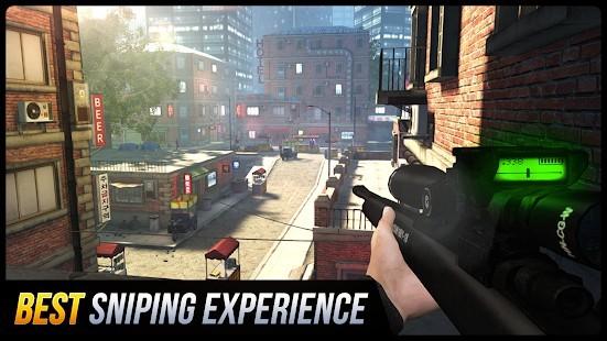 Sniper Honor Para Hileli MOD APK [v1.8.5] 6