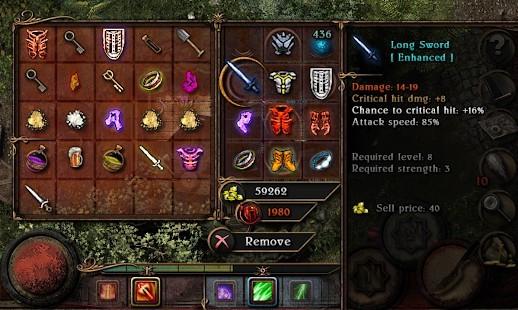 Almora Darkosen RPG Premium Hileli MOD APK [v1.0.83] 5