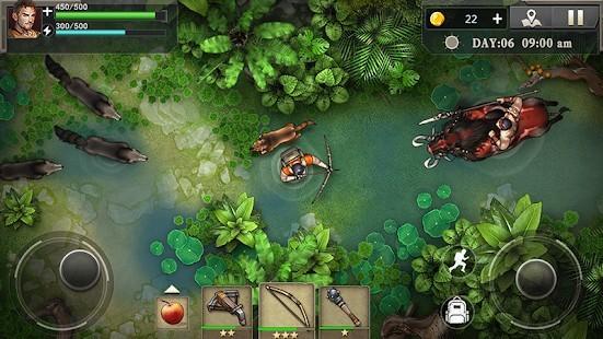 Survival Ark Para Hileli MOD APK [v1.0.5.6] 4