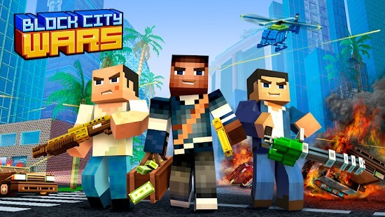 Block City Wars Para Hileli MOD APK [v7.2.2] 6