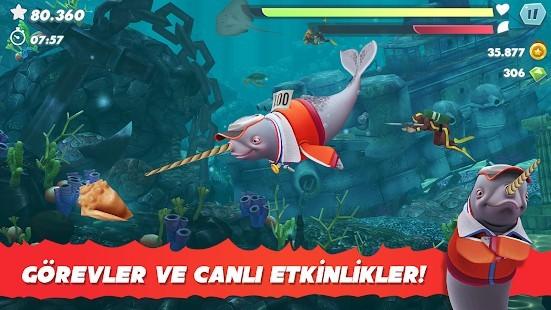 Hungry Shark Evolution Elmas Hileli MOD APK [v8.8.6] 2